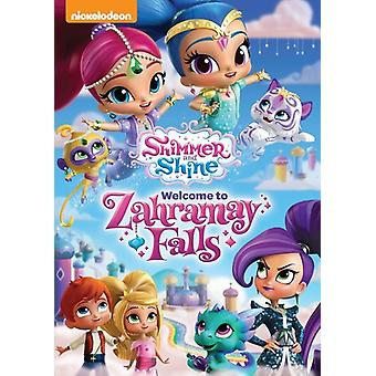 Shimmer & Shine: Welcome to Zahramay Falls [DVD] USA import