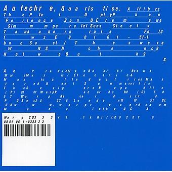 Autechre - Quaristice [CD] USA import