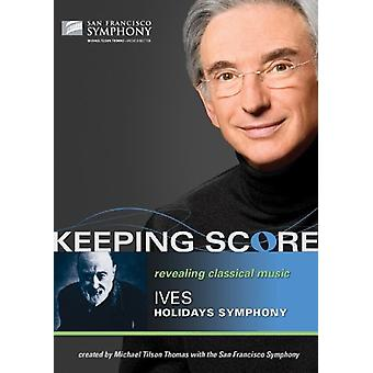 C. Ives - Holidays Symphony [DVD] USA import