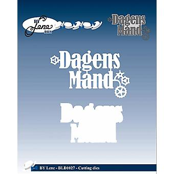By Lene Metal Dies Danish Text - Dagens Mand