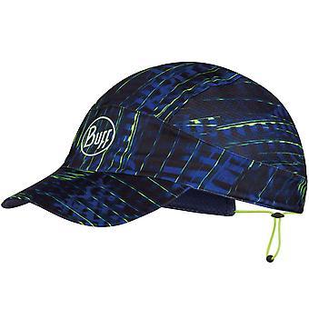 Buff Unisex Sural Reflective Adjustable Sports Running Baseball Cap Hat Blue XL