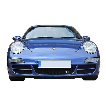 Porsche 997.1 + C4S - Främre galler set (2004 till 2008)