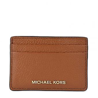 MICHAEL Michael Kors Jet Set Travel Leather Card Holder Luggage