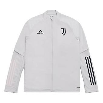 2020-2021 Juventus Träningsjacka (Grå)