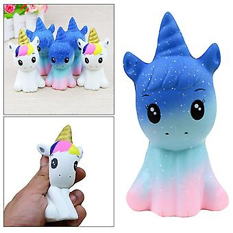 Squishy Antistress Entertainment Squishe Cartoon Unicorn Slow Rebound Decompressie Speelgoed- Animal Knijpen Stress Relief