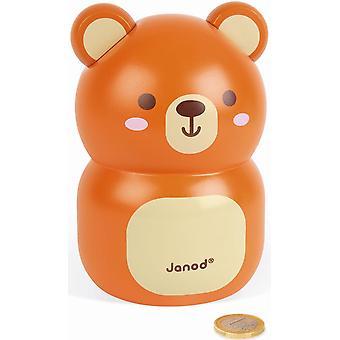Janod Bear Moneybox