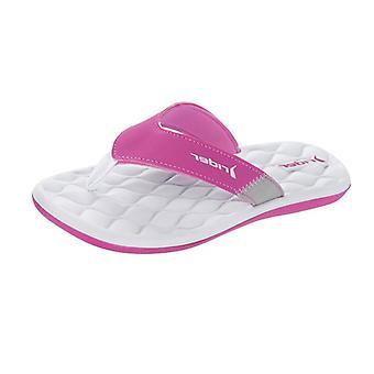 Rider Cloud Womens Flip Flops / Sandals - White Pink