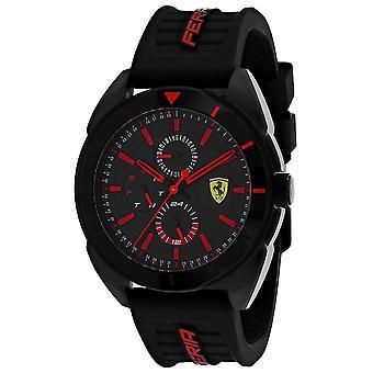 Ferrari Men's Forza Black Dial Watch - 830547
