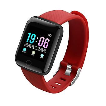 Smart Watch Color Screen Heart Rate Bracelet Sports Watches Band Waterproof