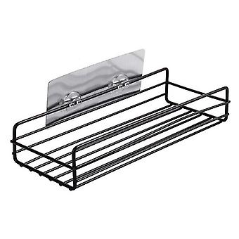 Bathroom Kitchen Organizer Storage -rack Organizer Shower Wall Shelf