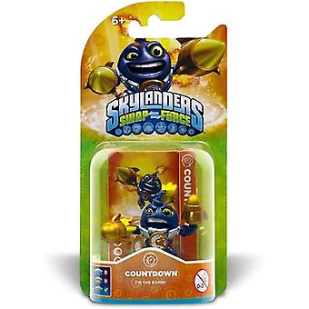 Skylanders Swap Force enda tecken Pack Countdown Barn leksak