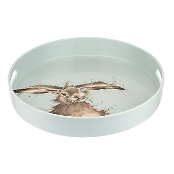 Wrendale Designs Hare Round Tray