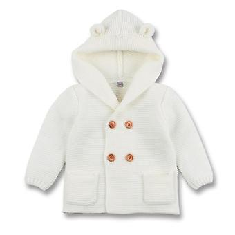 Primăvară Infrant Baby Pulover, toamna si iarna bumbac Outerwear / Haine coat