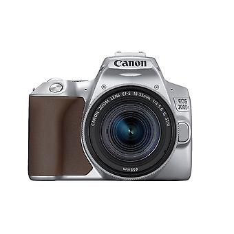 CANON EOS 200D II Silver KIT EF-S 18-55mm F4-5.6 IS STM Silver