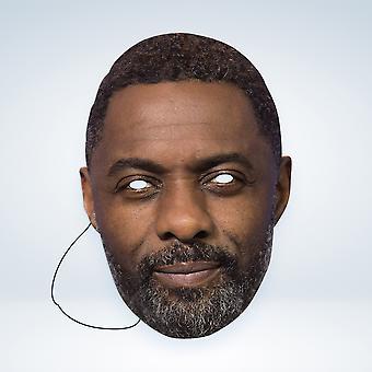 Máscara-arade Idris Elba Celebridades Máscara de Cara de Fiesta