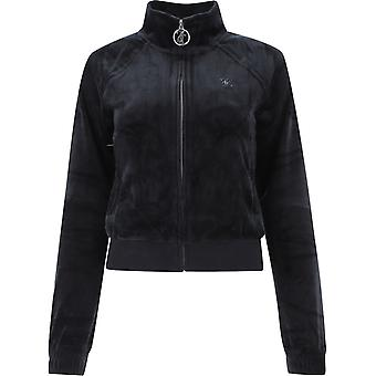 Meicy Couture Juctanyablack Naiset'Musta Polyesteri Collegepaita