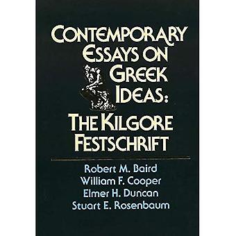 Hedendaagse essays over Griekse ideeën