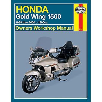 Clymer M2225 Haynesin käsikirja Hondalle