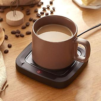 Coffee Cup Mug Heating Pad Warmer For Office Home Electric Warmer Plate