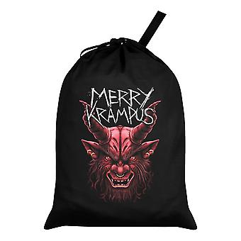 Grindstore Merry Krampus Santa Sack
