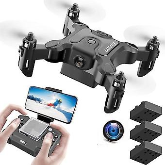 Mini Rtf Wifi met/zonder Hd Camera - Hight Hold Mode, Rc Quadcopter Drone