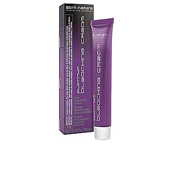 Abril Et Nature Platinum Blegning Cream Hair Blegning 60 Ml Unisex