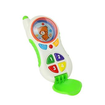 Baby Cell Phone Toy With Sound And Light Learning Study