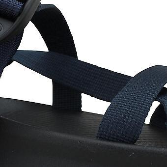 Chaco Z Boulder 2 Sandal Blue/Black JCH107195 Men's