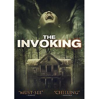 Invoking [DVD] USA import