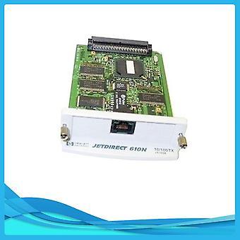 إيثرنت الداخلية بطاقة شبكة الاتصال ملقم الطباعة لـ Hp Jetdirect 610n J4169a 4200