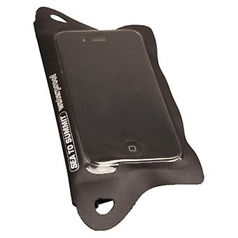 Sea to Summit TPU Guide Waterproof Case for iPhone5 - Black/Clear