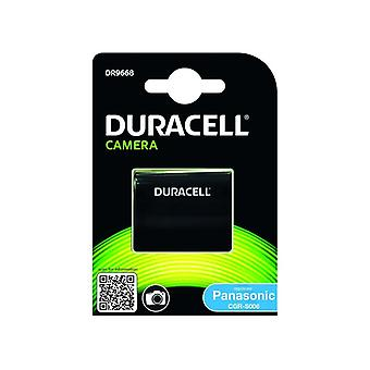 Duracell replacement digital camera battery for panasonic cgr-s006 1