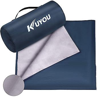 KUYOU Camping Blanket Waterproof,200X140CM Picnic Blanket Mat