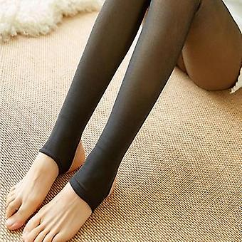 Women Winter Pantyhose Transparent Elastic Sexy Tights Stockings