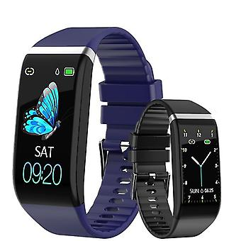 Smart Band - Blood Pressure 1.14'' Screen Fitness Tracker Heart Rate Bracelet,