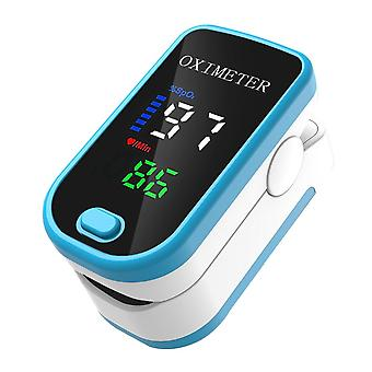 Pulse Oximeter, Finger Clip, Pulse Monitor, Oxygen Saturation, Monitor Heart