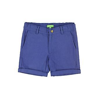 Lily Balou Boys Short Astor Dazzling Blue