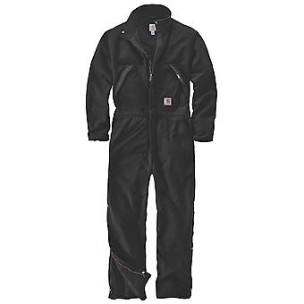 Carhartt Men's Working Overall Washed Duck Insulated Coverall