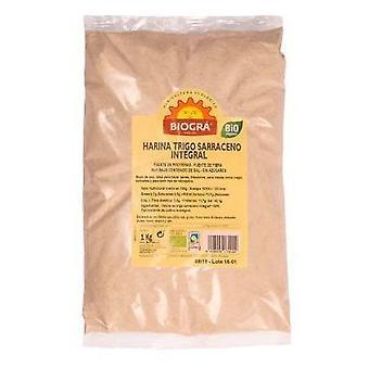 Biogra Wholemeal buckwheat flour 1kg