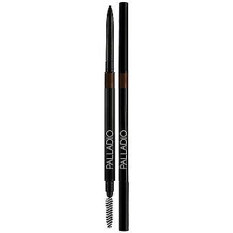 Palladio Crayon de définition des micro- sourcils 04 Black Brown