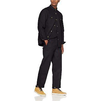 Dickies Men's Original 874 Work Pant, Black, 44W x 28L
