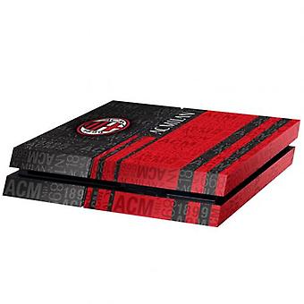 Pelle console AC Milan PS4