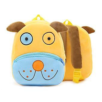 Cute plush cartoon mini backpack for baby girl boy 1-5 years chbp-10