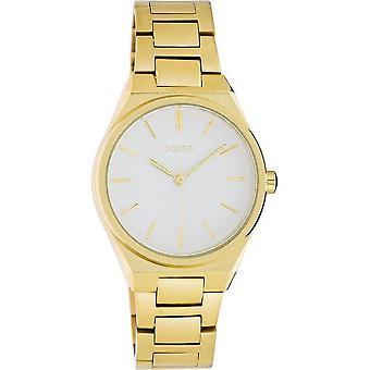 Oozoo - Women's Watch - C10527 - Gold White