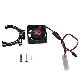 Black RC Car Motor Cooling Fan with Thermal Sensor for 42MM Motor N10324