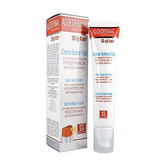 Aloedermal Facial Sun Cream (Fp-20) 75 ml grädde