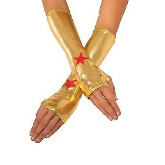 Five Pointed Star Bracer Elastic Magician Cosplay Gloves