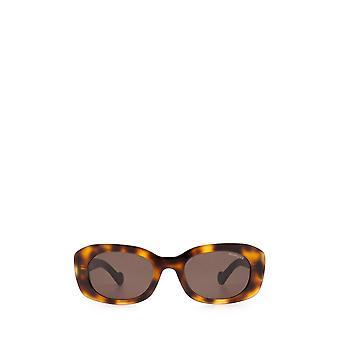 Moncler ML0123 gafas de sol femeninas de La Habana oscura