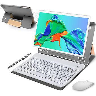 FengChun Tablet 10 Zoll Android 10.0 Tablet PC 4GB RAM 64GB/128 ROM 4G LTE Zertifiziert von Google