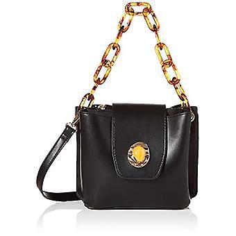 PIECES PCMOTEL Bag, Case. Woman, Black, One Size